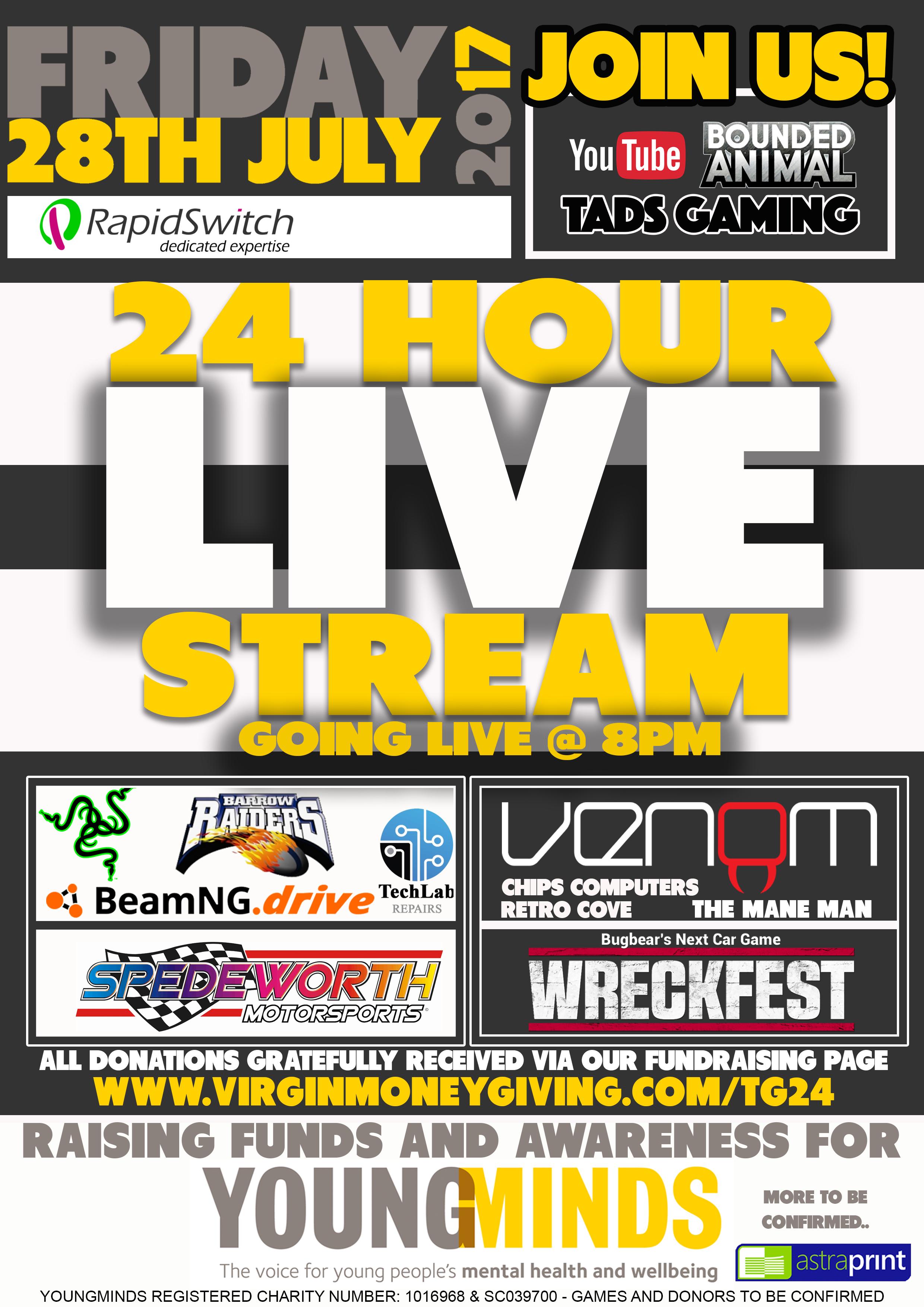 LiveStream Details